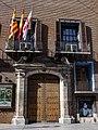 WLM14ES - Zaragoza Palacio de los Condes de Sástago 00888 - .jpg