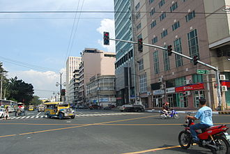 Ermita - Kalaw Avenue south of Rizal Park