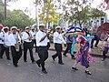 WWOZ 30th Birthday Parade Esplanade Treme.JPG