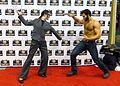WW Chicago 2013 - Lady Deathstrike vs Wolverine (9518139217).jpg