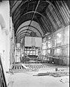waalse kerk, interieur naar het oosten - delft - 20050203 - rce