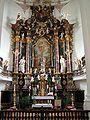 Wallfahrtskirche Steinhausen Altar.jpg