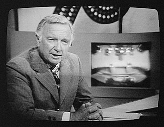 You Are There (series) - Walter Cronkite, TV host of You Are There