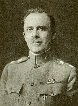 Walter Henry Gordon - Brigadier General Walter H. Gordon, Commanding the Tenth Infantry Brigade from December 1, 1917, to August 28, 1918.