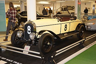 1928 24 Hours of Le Mans - Chrysler Six 72