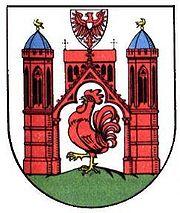 Wappen Frankfurt an der Oder