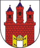Das Wappen von Gransee