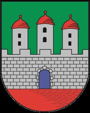 Hitzacker - Image: Wappen Hitzacker