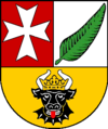 Coat of arms of Mīrova