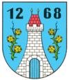 Coat of arms of Rotenburga/Oberlauzica