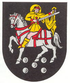 Coat of arms of the local community Martinshöhe