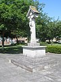 War Memorial outside Holy Trinity, Gosport - geograph.org.uk - 1326036.jpg