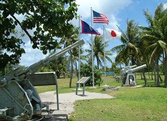 Asan Invasion Beach - Asan Beach unit, War in the Pacific National Historical Park