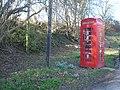 Warbleton telephone kiosk - geograph.org.uk - 704675.jpg