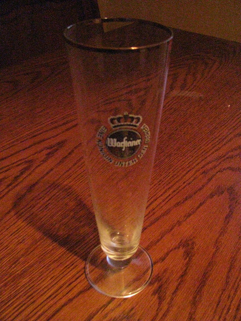 Warsteiner glass