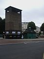 Warwick Avenue stn ventilation tower.JPG