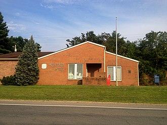 Washington, West Virginia - Washington, WV, post office.