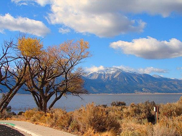 The Summit Reno >> Slide Mountain (Nevada) - Wikipedia