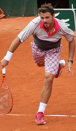 image illustrative de l'article Stanislas Wawrinka