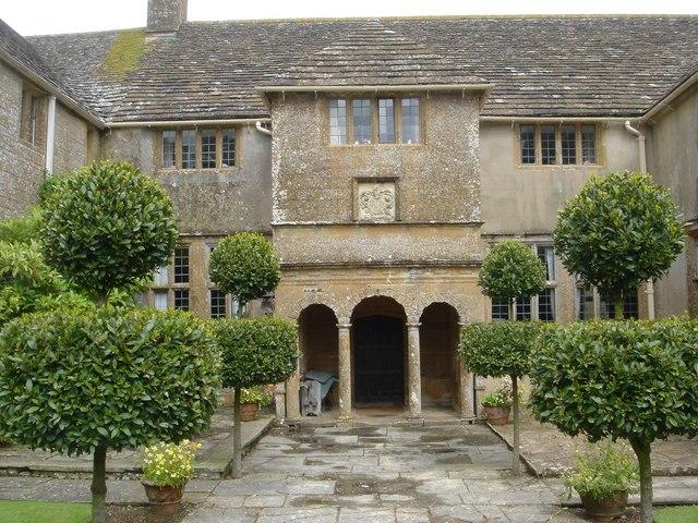Wayford Manor House