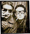 Waylon Jennings and Buddy Holly in 1959 - 2.jpg