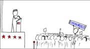 An xkcd strip entitled
