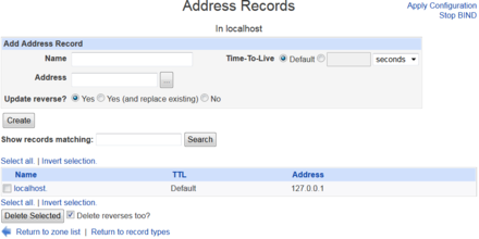 Webmin - BIND 3 - address records.PNG