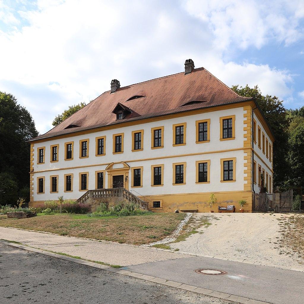Weißenbrunn-Schloß