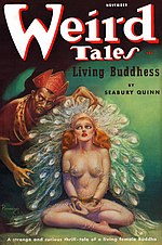 Weird Tales cover image for November 1937