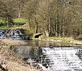 Weirs on the River Dearne. - geograph.org.uk - 544418.jpg