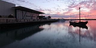 Geraldton City in Western Australia