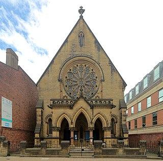 Welsh Presbyterian Church, Chester grade II listed church in the United kingdom