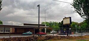 West Albany High School - Image: West Albany High School Oregon