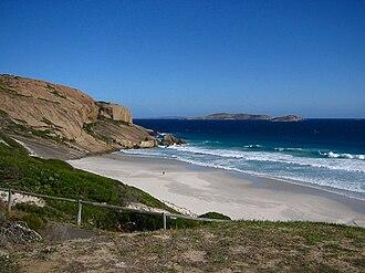 Esperance, Western Australia - Image: West Beach WA