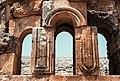 West Church, Me'ez (ماعز), Syria - Apse window - PHBZ024 2016 5474 - Dumbarton Oaks.jpg