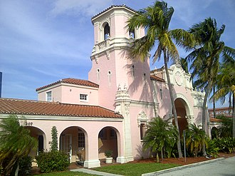 West Palm Beach station - Image: West Palm Beach SAL 001