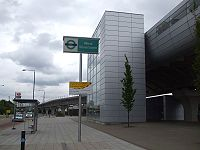 West Silvertown stn northern entrance.JPG