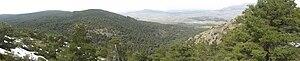 Sierra de Malagón