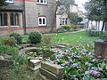 Westfield House - Valparaiso University study center - Evangelical Lutheran Church in England - gardens.JPG