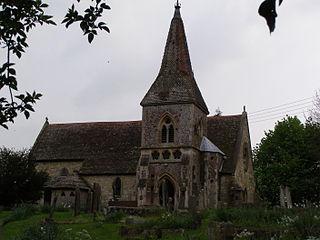Whatlington village in the United Kingdom