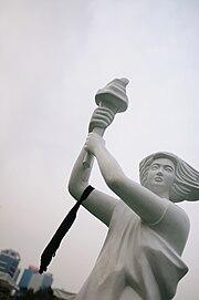 Goddess Of Democracy Hong Kong Wikipedia