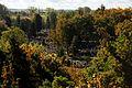 Widok z wieży ciśnień w Bartoszycach na stary cmentarz. - panoramio.jpg