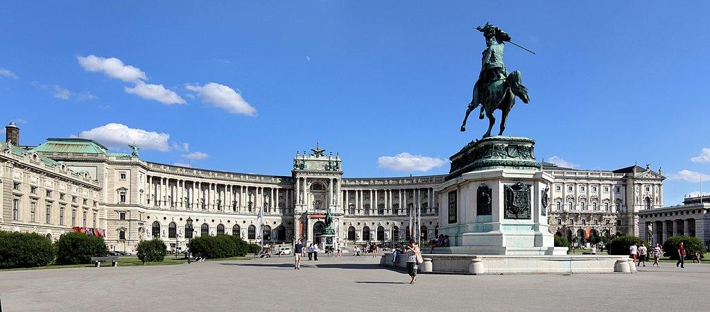 Wien - Neue Hofburg (UNESCO-Welterbe Historisches Zentrum in Wien)