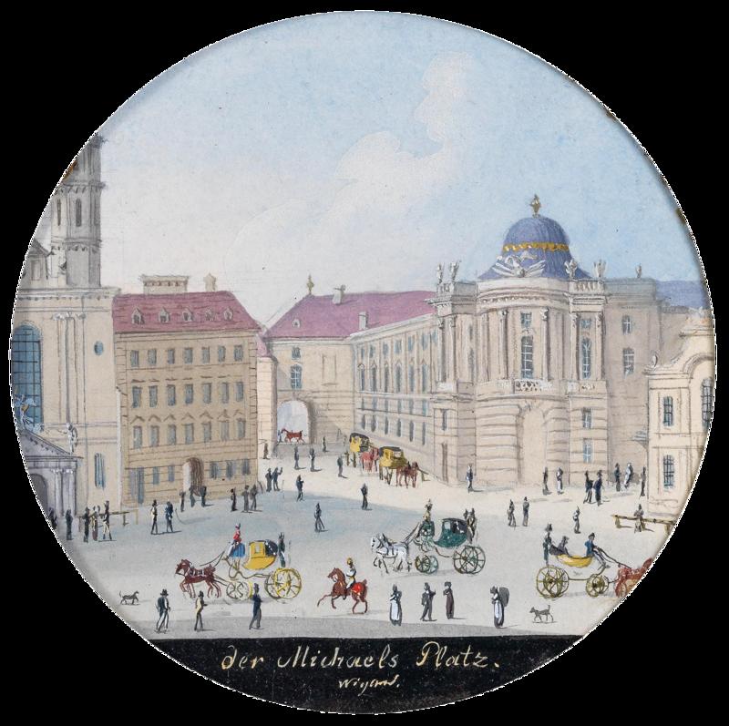 Wigand – Michaelerplatz, Vienna.png
