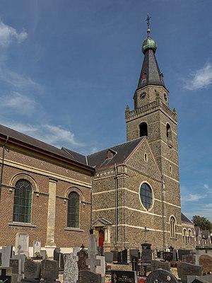 Wijlre - Image: Wijlre, de Sint Gertrudiskerk RM39736 foto 3 2014 09 28 14.36