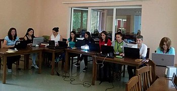 Wiki Training in Armenia (from 10 July to 17 July, 2017). 03.jpg