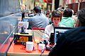 Wikimedia Hackathon 2013 - Day 3 - Flickr - Sebastiaan ter Burg (11).jpg