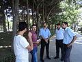Wikimedia meetups in Azerbaijan (16.08.2014).JPG