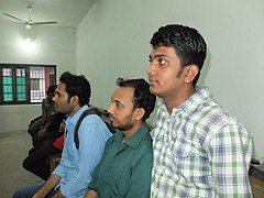 Wikipedia Workshop with Christel Steigenberger in Rajshahi (36).jpg