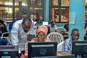 Wikipedia for librarians, funaab 16.jpg
